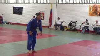 Judoka jamundeña valeria guerrero