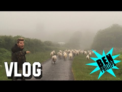 Thumbnail: Ben Phillips | VLOG - Golfing, Go karts and one angry Elliot
