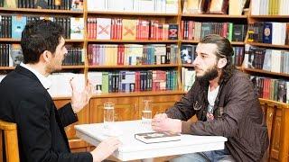 Բարձր գրականություն Արքմենիկ Նիկողոսյանի հետ  Ալբերտո Մուսսա