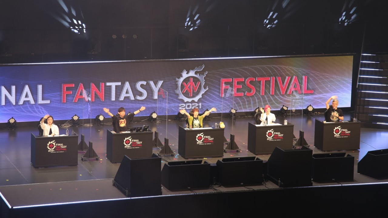 FINAL FANTASY XIV Letter from the Producer LIVE Part LXIV