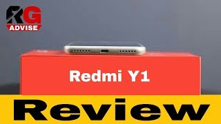 Xiaomi Redmi Y1 all  features explained  / Plastic body explain/ review #RG Advise