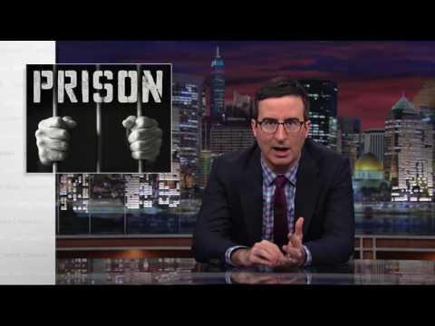 John Oliver on private prisons