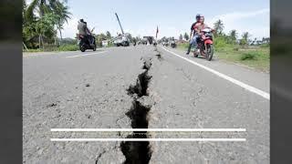Gempa Maluku & Papua - Kamis, 11 Oktober 2018