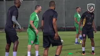 تدريب الدحيل الرئيسي لمباراة أم صلال في ربع نهائي كأس الأمير 2018
