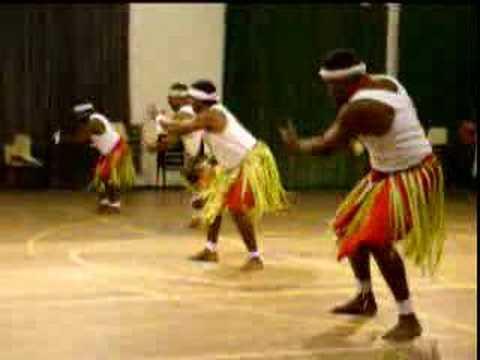Badu Island Dancing Team