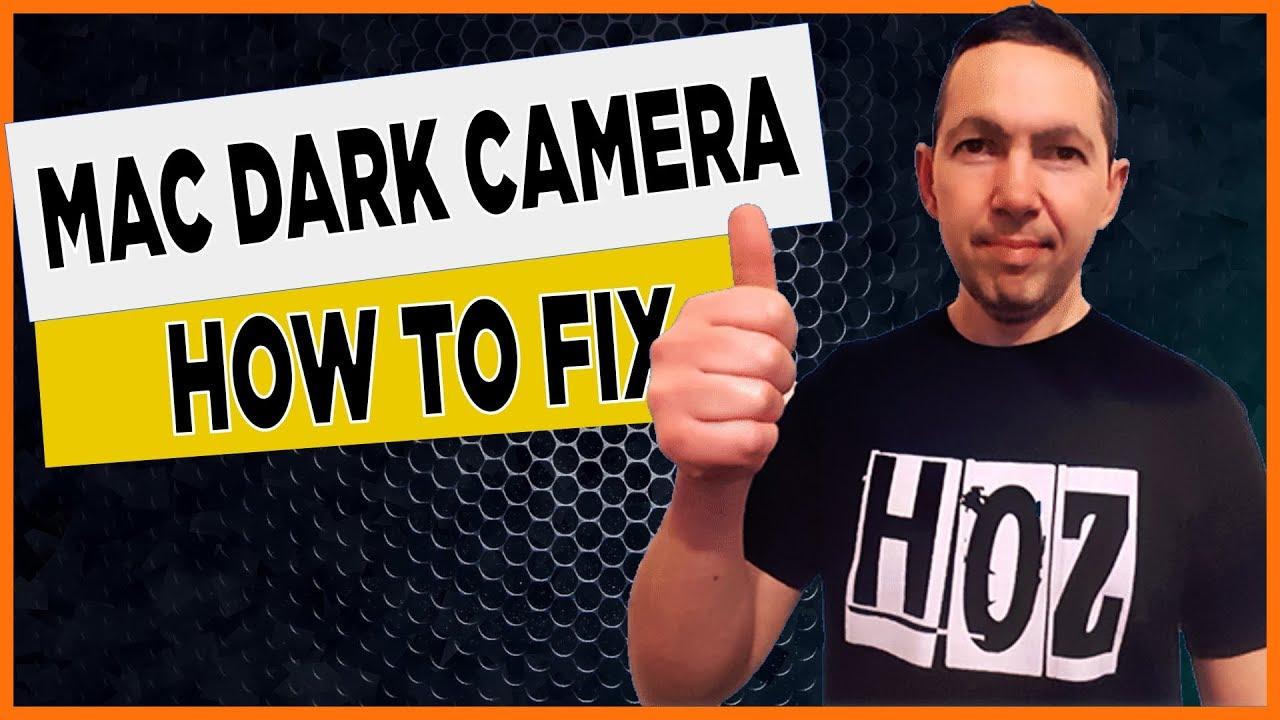 Macbook Camera Quality Fix Cheap Tool Youtube