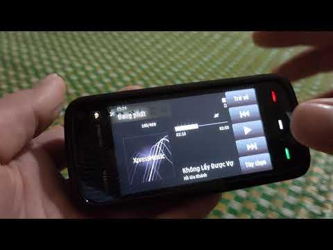 điện Thoại Cổ Nokia 5800 XpressMusic Mới 100%