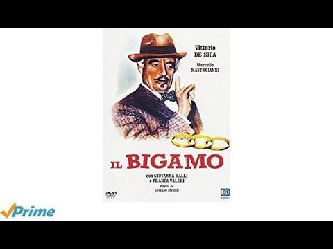 Двоеженец  Il Bigamo ВПЕРВЫЕ НА YOUTUBE (Италия,Франция,1955) комедия,субтитры