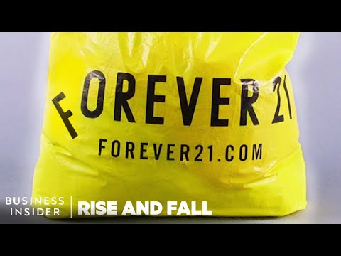 The Rise And Fall Of Forever 21