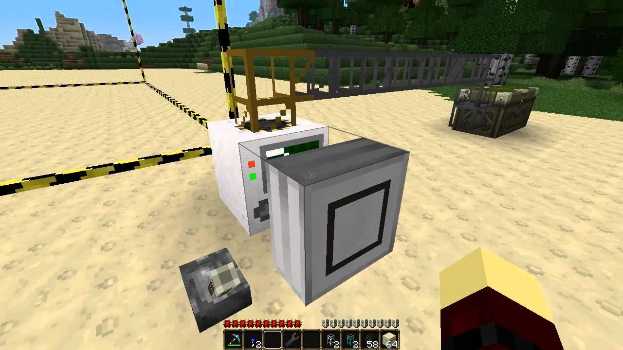 Buildcraft part1 quarry tutorial youtube malvernweather Gallery