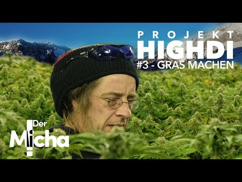 Micha in der RIESENPLANTAGE