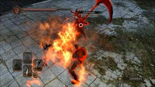 Dark Souls 2 Weapon Showcase: Iron King Hammer