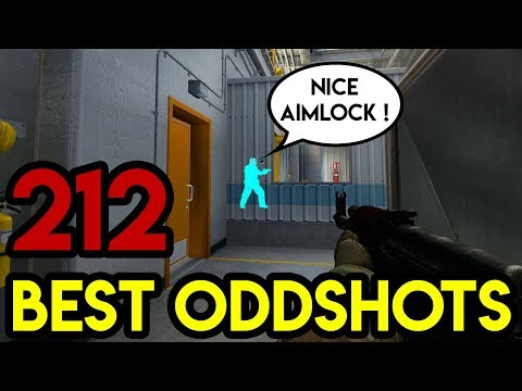 "CSGO - ""PRO'S CHEATING ?!"" - BEST ODDSHOTS #212 (+GIVEAWAY)"
