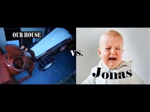 Jonas.... Meet My Gravely !