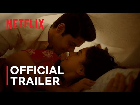 Meenakshi Sundareshwar   Official Trailer   Sanya Malhotra, Abhimanyu Dassani   Netflix India