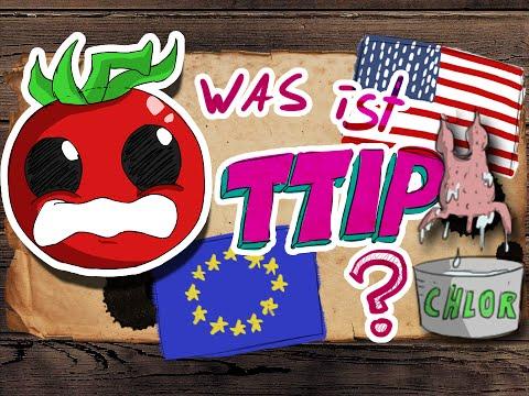 Chlor-Huhn-Zwang?!  ♦ Was ist TTIP? | FoodFight #02