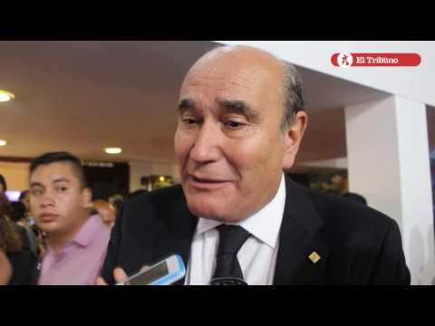 Apertura de las Sesiones Ordinarias. Declaraciones de Rubén Rivarola