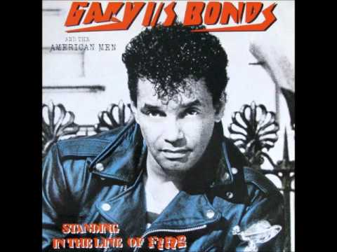 Gary U.S. Bonds - Standing in the Line of Fire [FULL ALBUM]