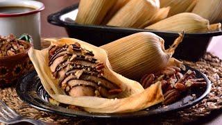 Tamales de Nuez
