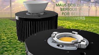 The MAU5 DIY CXB3590 Grow Kit