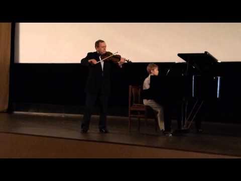 22 апреля 2014 г. - Анна ведет концерт, посвященный Чайковскому, часть 3