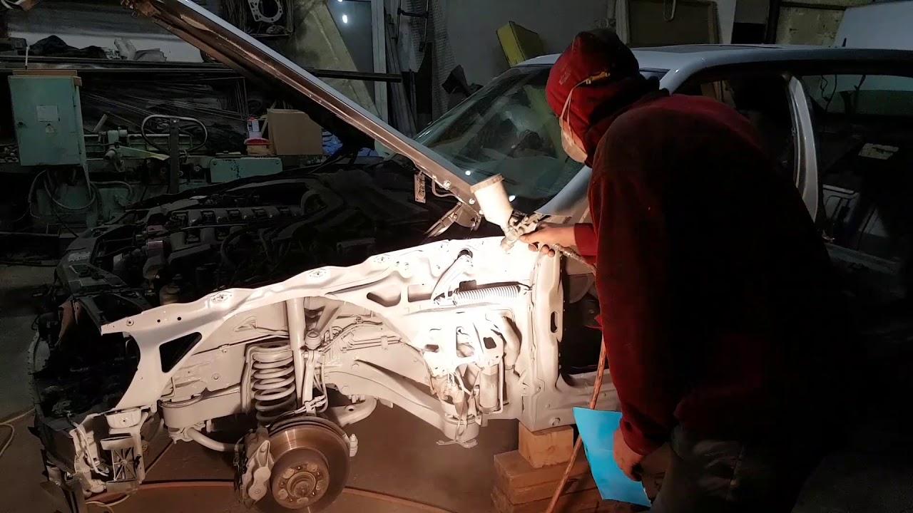 реставрация авто видео ютуб основных особенностей скачать