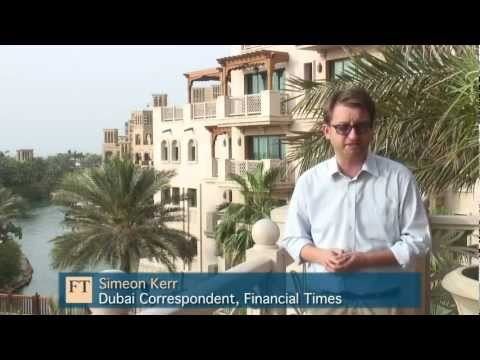 Dubai's debt burden