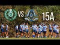 Nudgee College vs Brisbane Boys' College -  15A Highlights 2018