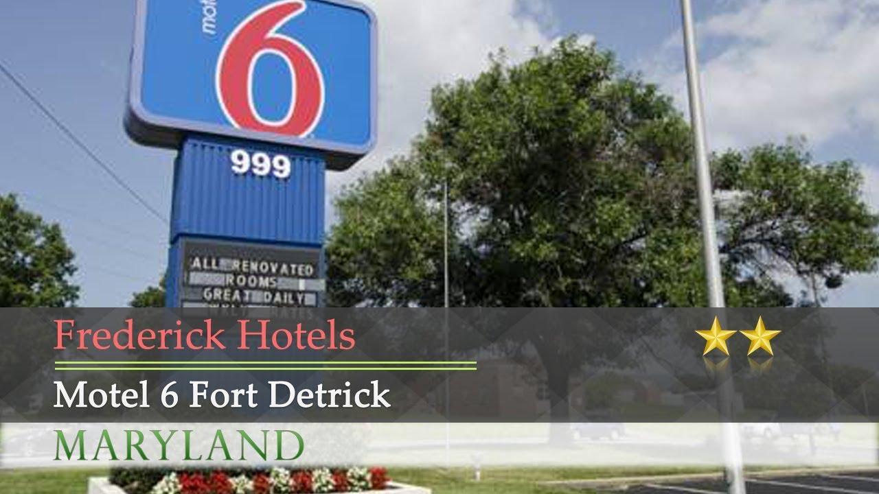 Motel 6 Fort Detrick Frederick Hotels Maryland