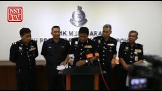 Perak police smash Gang Jimmy, Gang Vios Putih