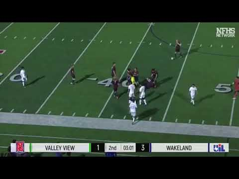 Dirty play against Frisco Wakeland High School in the Texas State Semi-Final soccer match 2018