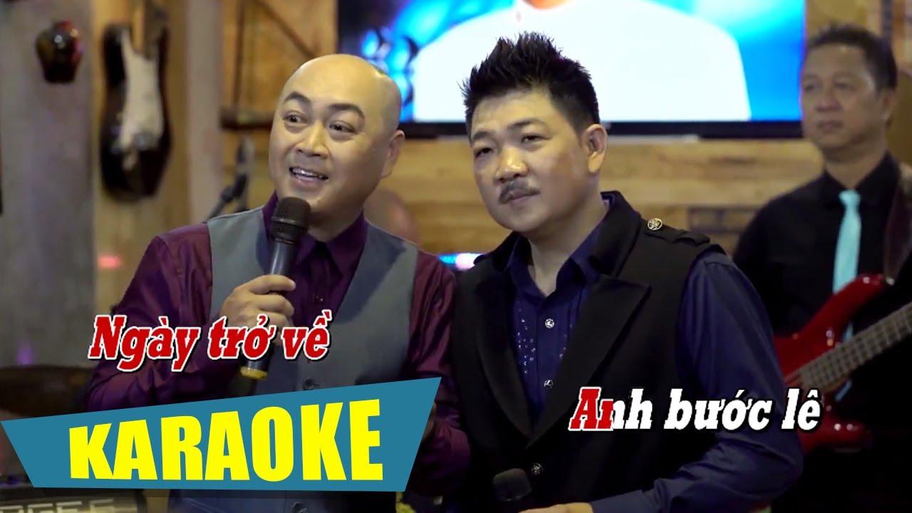 [KARAOKE] Ngày Trở Về - Hoàng Anh & Tài Nguyễn