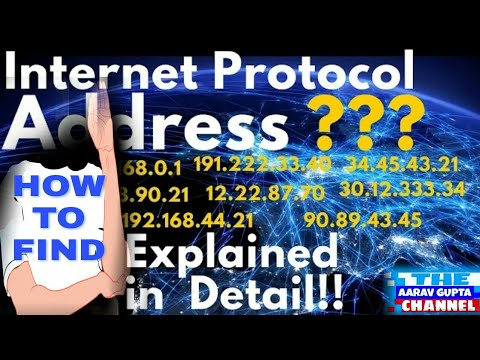 WHAT IS IP ADDRESS¿😎          IP V4   VS IP V6  👊💪  HOW TO TRACK __IP