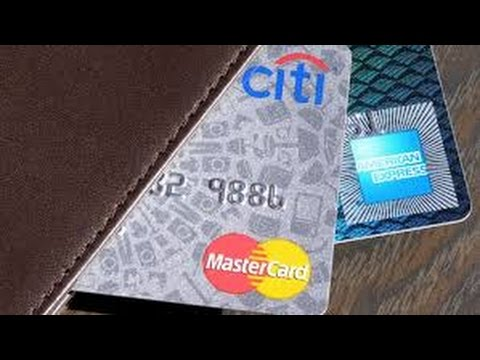 Free Credit Card Front And Back Youtube