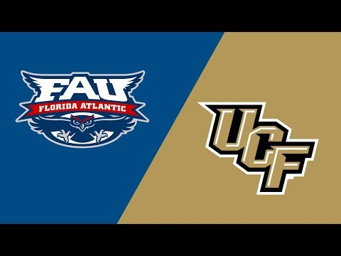 Week 4 2018 FAU vs #16 UCF Highlights Sept 21 2018
