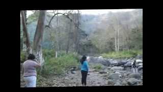 Murmullo del Río Jamapa en la Barranca de Ixhuatlán del Café Veracruz