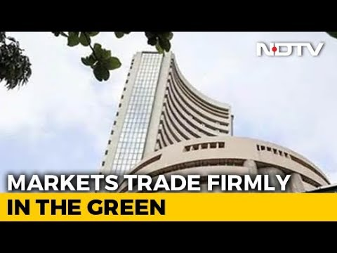 Sensex Jumps Over 350 Points, Nifty Tops 10,900 Mark