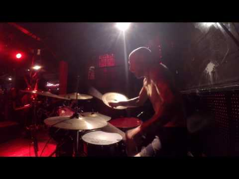 Josh Cohen - Die Choking - Telos - Decibel Metal & Beer Fest