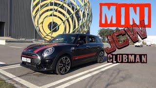 미니 JCW 클럽맨 시승기(Mini JCW Clubman test drive)