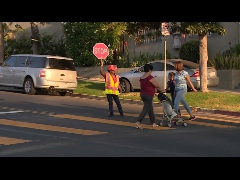 Thumbnail: Brave School Crossing Guard Fights Off Woman Trying to Kidnap An 8-Year-Old Girl