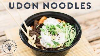 Best Udon Noodles In San Francisco - Odang Udon Food Truck & Honeysuckle