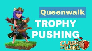 NEW 2018 TH11 TROPHY PUSHING ATTACK STRATEGY | BY GAMESTERS ADDA|
