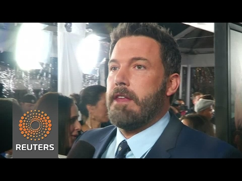 Actor Ben Affleck treated for alcohol addiction
