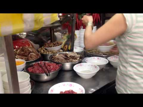 School Project introducing about Ho Chi Minh city's food (Vietnam)