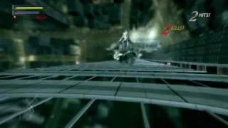 Best part of Ninja Blade 2009 Japanish (gameplay)