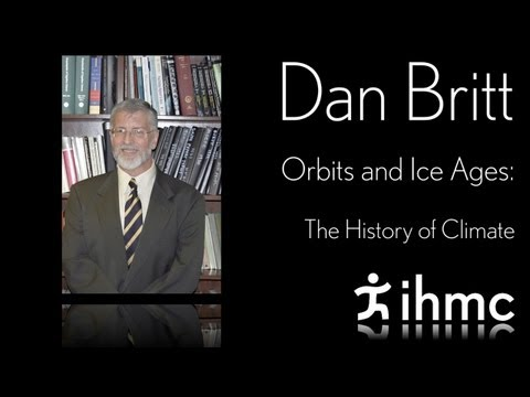 Dan Britt - Orbits and Ice Ages: The History of Climate