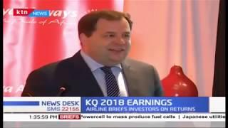 Kenya Airways posts a Sh7.5 billion loss