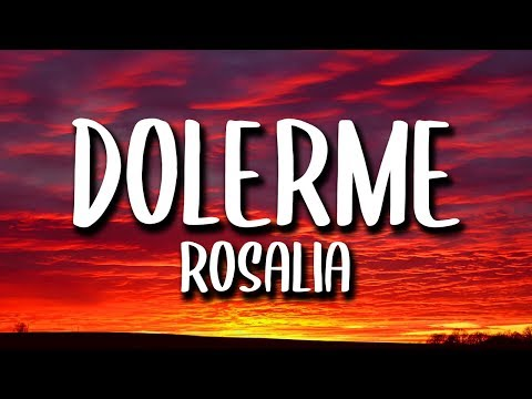 ROSALÍA - Dolerme mp3 baixar