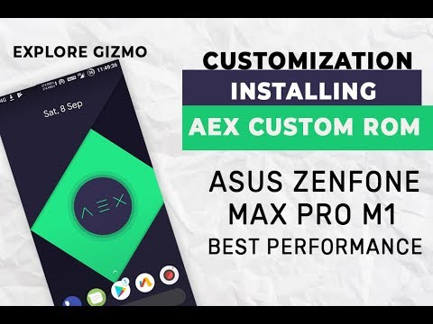 Asus Zenfone Max (M1) ZB555KL Optimization Videos - Waoweo
