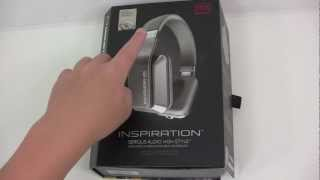 inspiration by monster noise canceling headphones unboxing